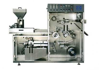 dpt130a铝塑泡罩药品包装机