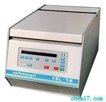 台式大容量冷冻离心机