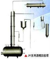 甲醇、乙醇回收塔