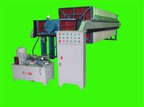 PLC程控全自动板框压滤机