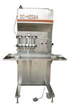 半自动液体灌装机/小型液体灌装机:自流式半自动液体灌装机