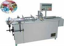 半自动透明膜包装机,裹膜机
