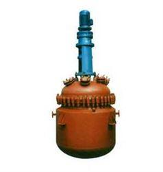 蒸汽加热搪玻璃反应罐