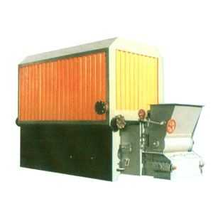 YLW卧式链条燃煤有机热载体炉