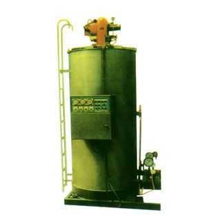 立式燃油燃汽导热油炉