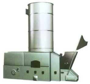 立式圆筒燃煤导热油炉