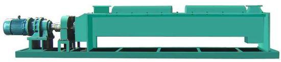 双轴桨叶连续混合机