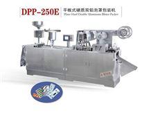 DPP-250E平板式硬质双铝泡罩包装机