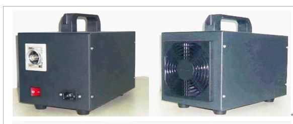 2g/h手提式臭氧發生器