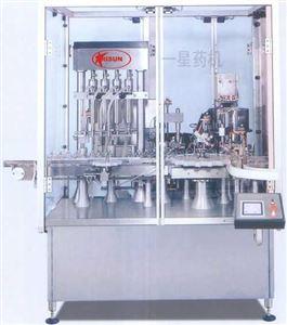 DGS4型灌装加塞旋(轧)机
