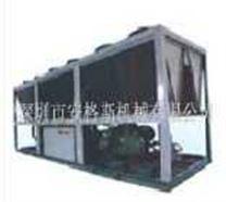 风冷螺杆式冷冻机