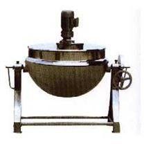 QJ系列可傾式球形夾層鍋