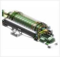 LWF卧螺离心分级机的产品结构