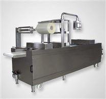 全自动真空包装机/全自动拉伸膜真空包装机/全自动塑料盒热成型真空包装机