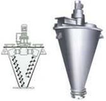 SZH双螺杆锥形混合机