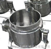 蒸汽圆桶型可倾式夹层锅