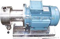快装管线式高剪切乳化泵厂家