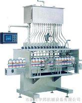 16頭直列式液體灌裝機