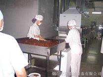 微波牛肉干殺菌設備