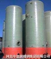 玻璃鋼離子交換柱/陰陽交換器