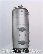 燃煤燃木材蒸汽鍋爐(立式水管)