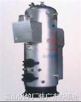 燃煤燃木材蒸汽鍋爐(立式火管)