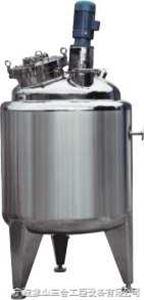 反应设备—不锈钢贮罐