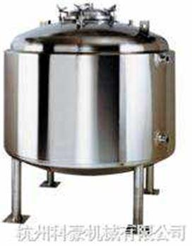 100L-30000L不锈钢储罐