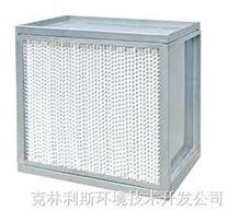 GK-GW系列耐高温高效空气过滤器