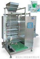 医药食品化工智能型四边封多列颗粒包装机