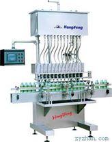 直列式液体灌装机