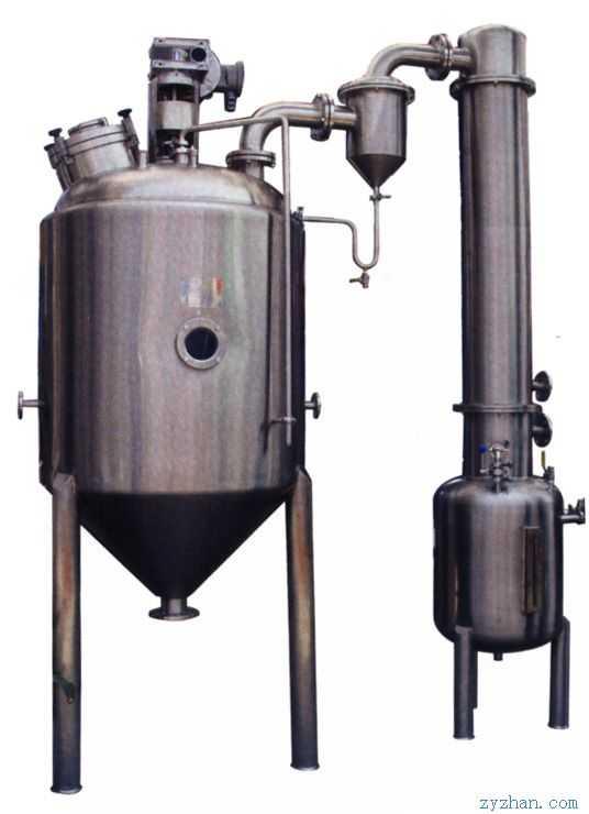 zn-真空浓缩罐-南京华莎干燥设备有限公司
