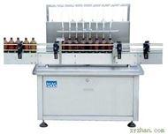 YG型八头陶瓷泵直线式液体灌装机