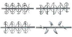 螺条式混合机