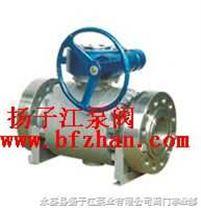 球阀:Q41PPL法兰不锈钢高温球阀