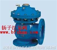 水力控制閥:JM744X、JM644X膜片式液壓、氣動快開排泥閥
