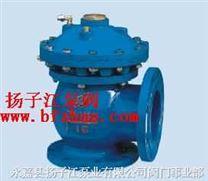 水力控制阀:JM744X、JM644X膜片式液压、气动快开排泥阀
