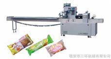多功能枕式版块全自动包装机/枕式包装机