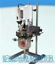 均质乳化夹层玻璃反应釜