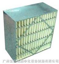 亚高效密褶式空调过滤器