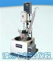 1L2L5L单层玻璃反应釜|单层玻璃反应器-西安波意尔