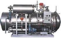 熱水回轉式殺菌釜