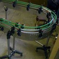 板鏈輸送機*不銹鋼板鏈輸送機