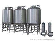 分體式全自動CIP清洗機應用
