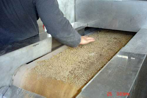 微波豆粉灭菌设备