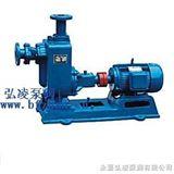 ZW型排污泵:ZW型自吸式排污泵|自吸排污泵|自吸式无堵塞排污泵