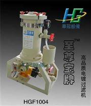 过滤机HGF-1004