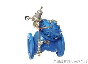 隔膜可调式减压阀『排泥阀』阀门总类¥原理¥结构¥作用¥规格¥型号图片