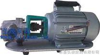 油泵:WCB手提式bu锈钢齿轮油泵