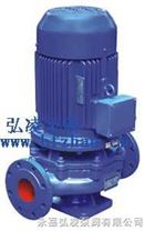管道泵:IRG單級單吸熱水管道離心泵